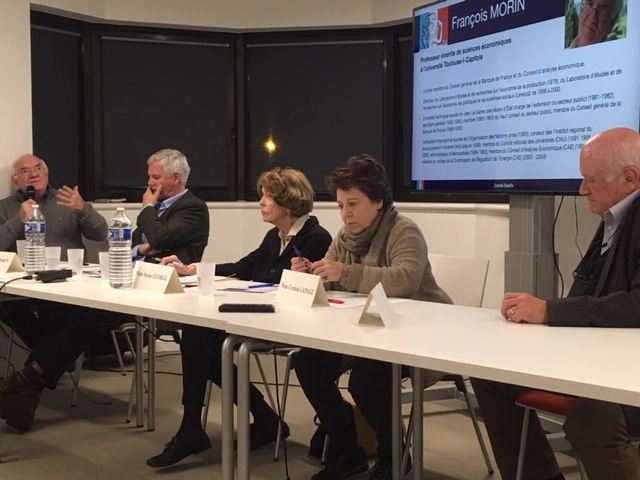 Soirée-débat du Comité Bastille et du Tax Justice Network (TJN) : La toile d'araignée – Le second empire britannique